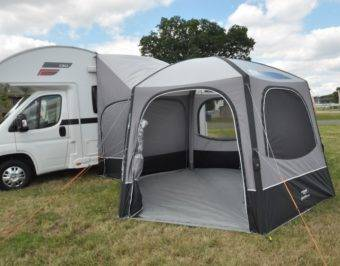Motorhome and Caravan Awnings